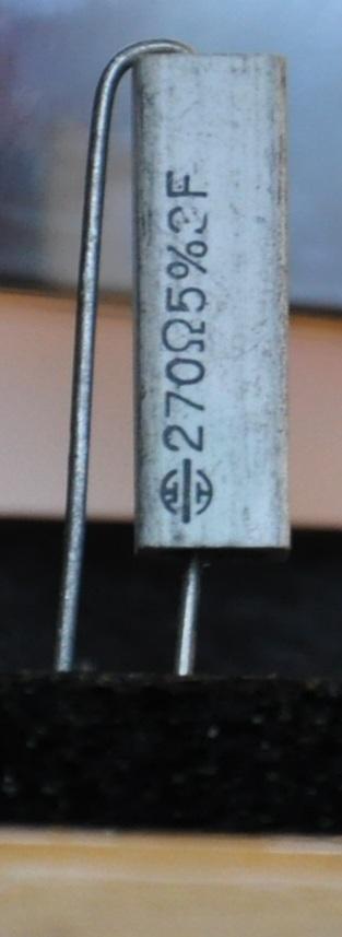 20x pmr1t-300r Résistance Power Metal THT 300ω 1 W ± 5/% ø2 5x6 5 mm Royal ohm